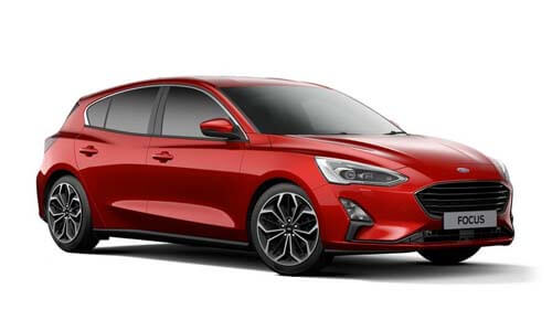 2018 MY19 Ford Focus SA Titanium Hatch Hatchback