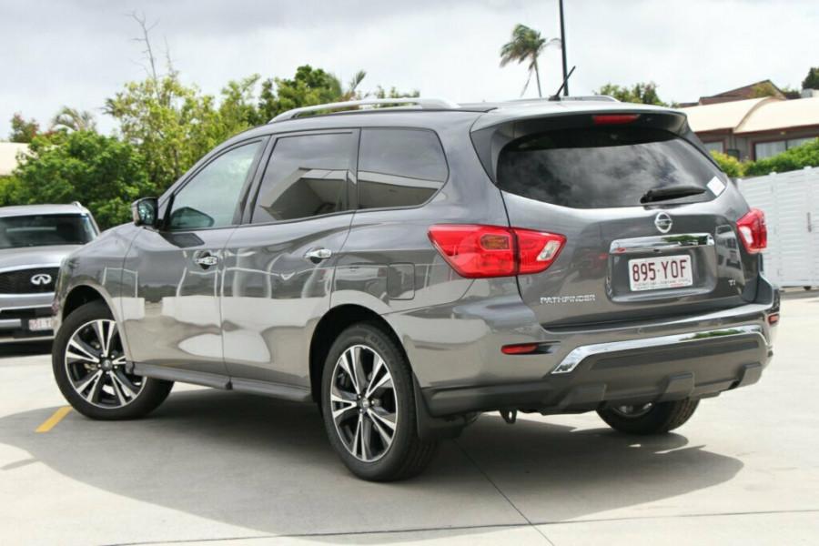 2017 Nissan Pathfinder R52 Series II MY17 Ti X-tronic 2WD Suv