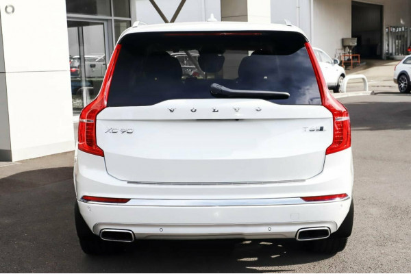 2021 Volvo XC90 L Series MY21 T6 Geartronic AWD Inscription Suv Image 3