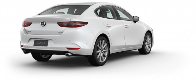 2021 MY20 Mazda 3 BP G25 GT Sedan Sedan Mobile Image 13