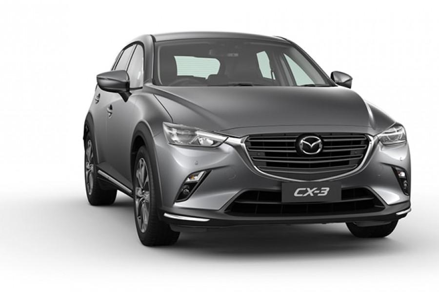 2020 Mazda CX-3 sTouring