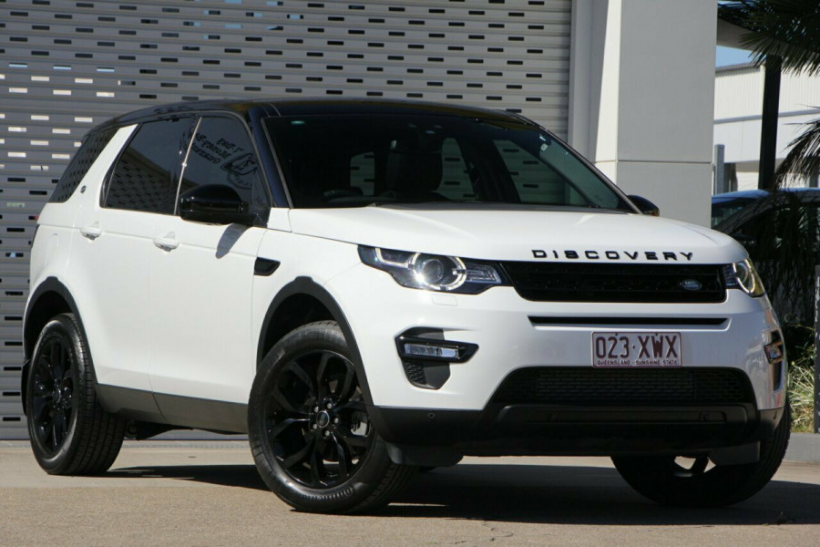 2016 MY16.5 Land Rover Discovery Sport L550 16.5MY SD4 HSE Wagon