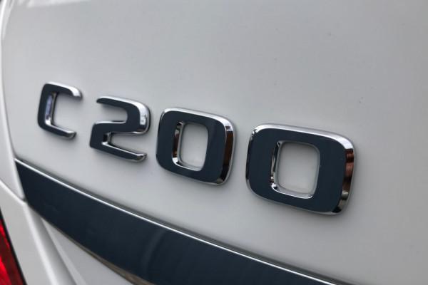 2019 Mercedes-Benz C-class Sedan Image 4