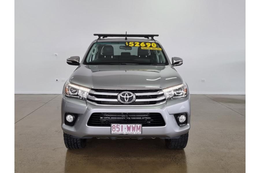 2016 Toyota HiLux SR5 4x4 Double-Cab Pick-Up Utility