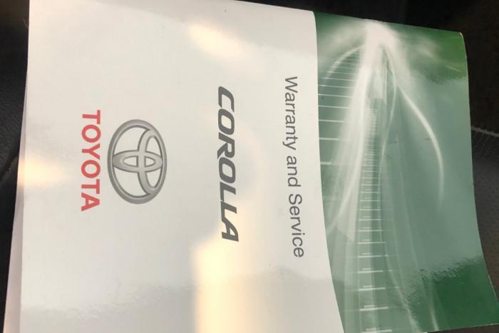 2014 Toyota Corolla ZRE182R Levin Hatchback Image 5