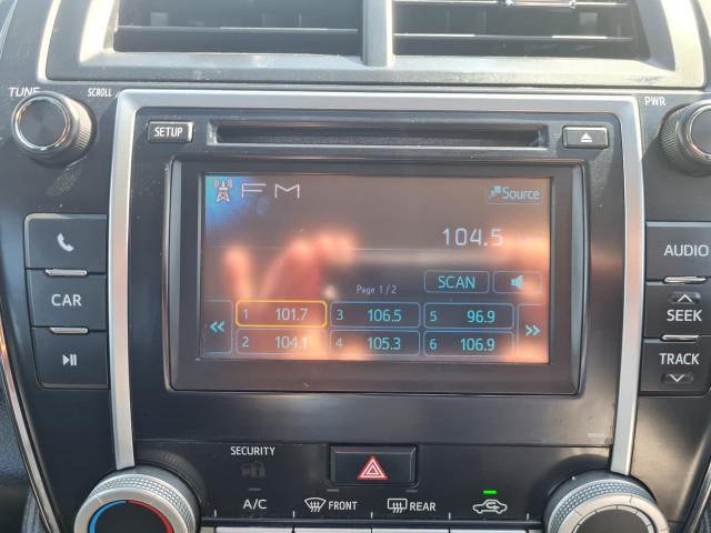 2013 Toyota Camry ASV50R Altise Sedan Image 11