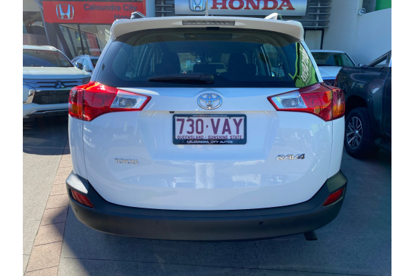 2014 Toyota RAV4 ZSA42R  GX Suv Image 5