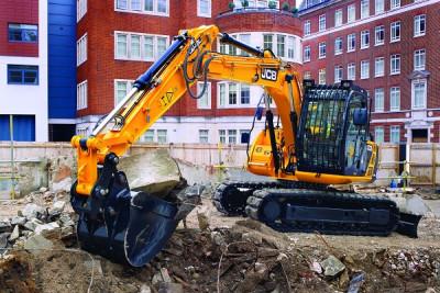 New JCB JS 130LC Excavator