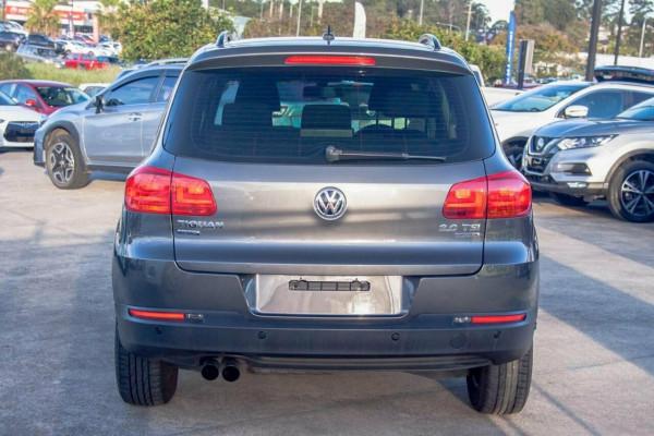 2013 MY14 Volkswagen Tiguan 5NC MY14 132 TSI Pacific Suv Image 4