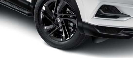 ALLOY WHEELS (17'' SNOW)