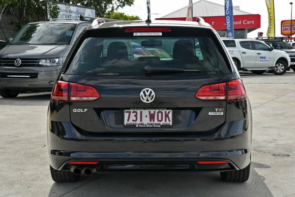 2015 MY16 Volkswagen Golf VII MY16 110TSI DSG Highline Wagon Image 4