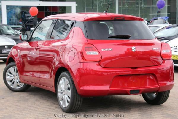 2020 Suzuki Swift AZ GL Navi+ Hatchback Image 3