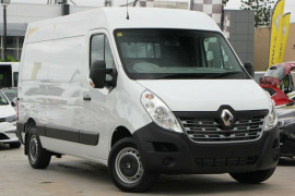 Renault Master Van Medium Wheelbase X62