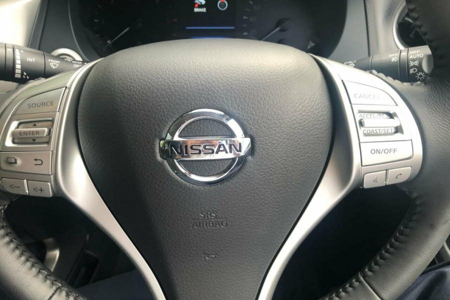 2019 Nissan Navara D23 Series 4 ST-X 4x4 Dual Cab Pickup Utility