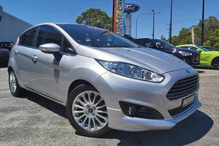 2015 Ford Fiesta WZ Sport Hatchback