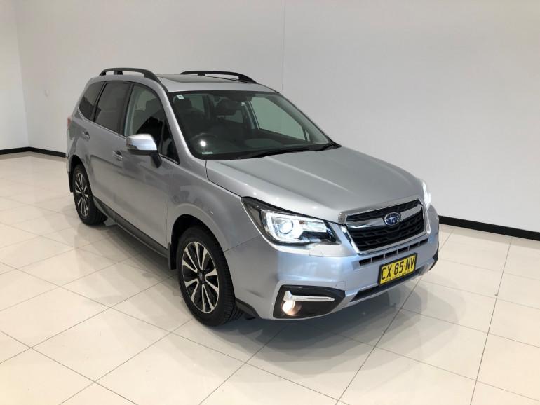 2016 Subaru Forester S4 2.5i-S Awd wagon