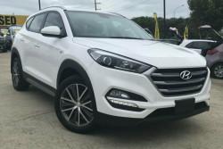 Hyundai Tucson Active X (FWD) TL