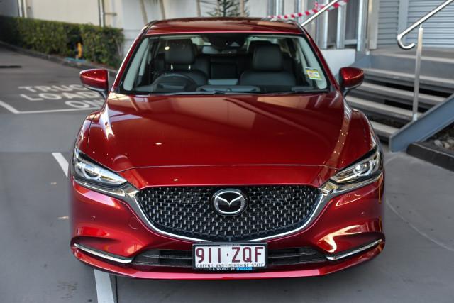 2019 MYil Mazda 6 GL Series Touring Sedan Sedan Image 3