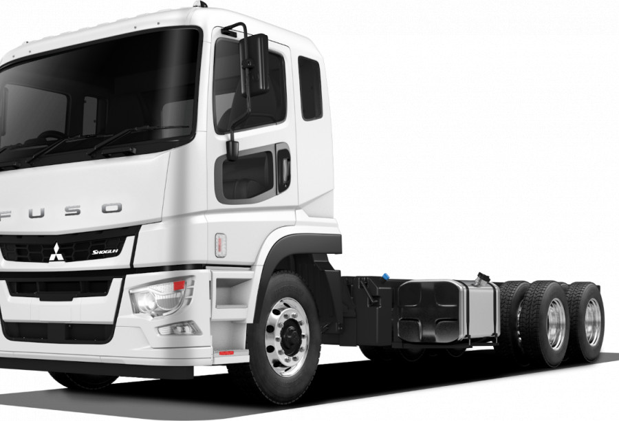 2021 MY20 Fuso FV74HT2VFAA Heavy Cab chassis