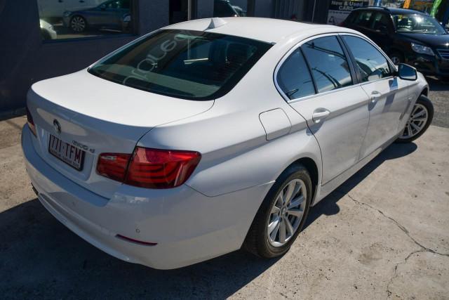 2012 BMW 5 Series F10 MY12 520d Sedan Image 4
