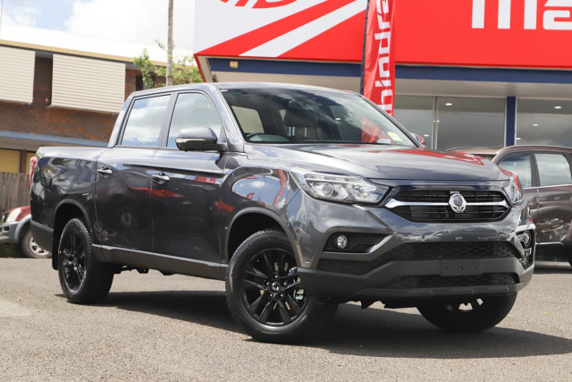 2020 SsangYong Musso Ultimate XLV