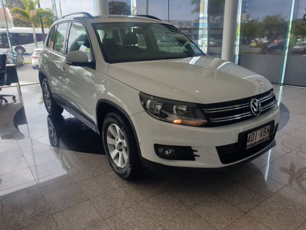 2014 Volkswagen Tiguan 5N MY14 132TSI Suv