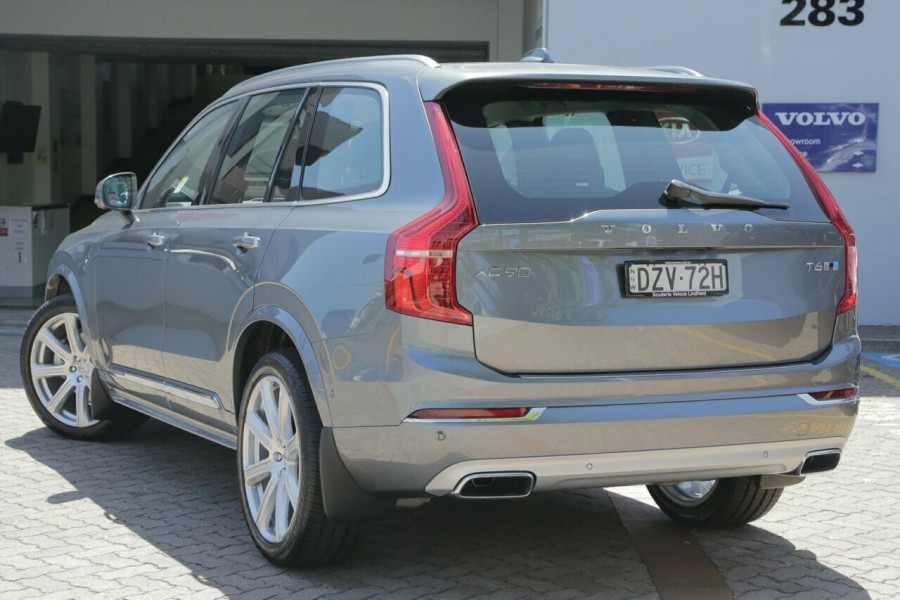 2018 MY19 Volvo XC90 L Series T6 Geartronic AWD Inscription Suv Mobile Image 3