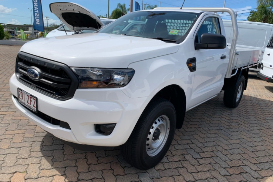 2019 MY19.75 Ford Ranger PX MkIII 4x2 XL Single Cab Chassis Hi-Rider Cab chassis