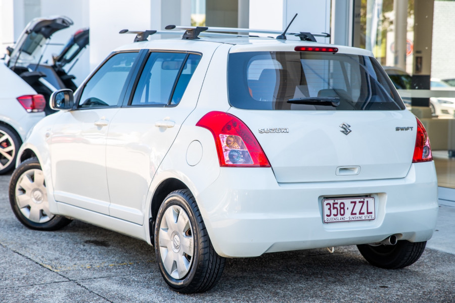 2008 Suzuki Swift GLX