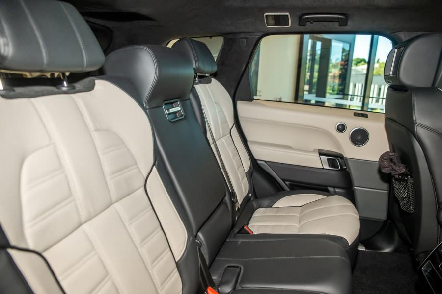 2014 Land Rover Range Rover Spo V8