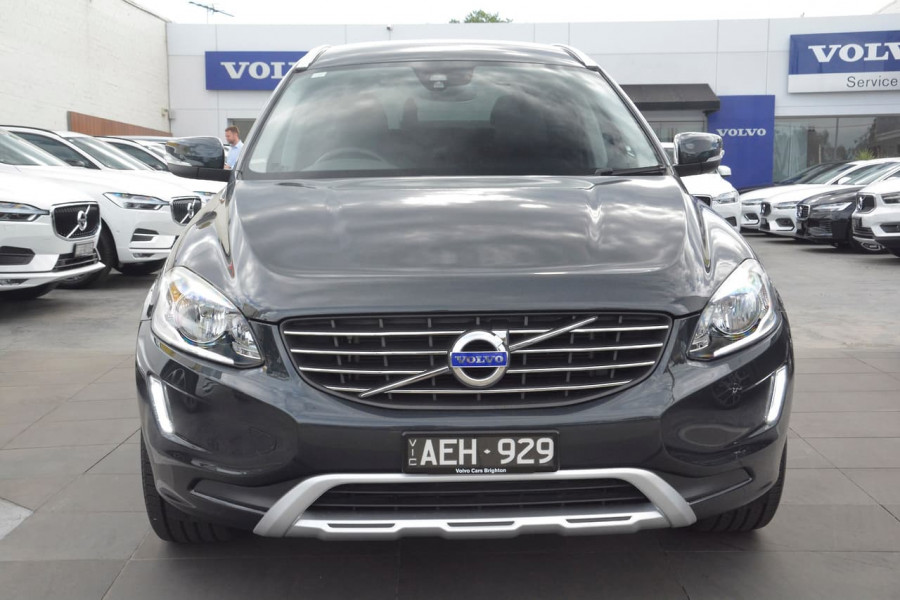2015 Volvo XC60 DZ  T5 Kinetic Suv