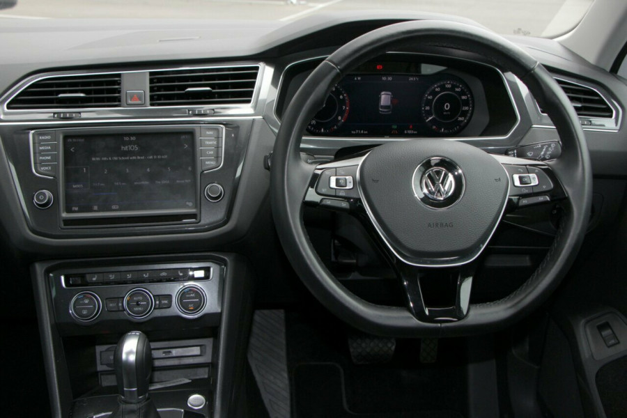 2017 Volkswagen Tiguan 5N MY17 162TSI DSG 4MOTION Highline Wagon