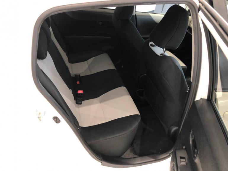 2013 Toyota Yaris NCP130R YR Hatchback Image 11