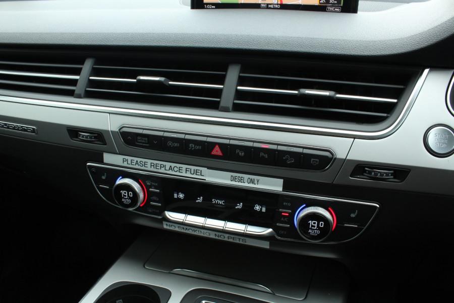 2018 MY19 Audi Q7 50 3.0L TDI Quattro Tiptronic 200kW Suv Image 20