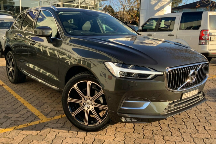 2018 MY19 Volvo XC60 UZ T5 Inscription (AWD) Suv Mobile Image 1