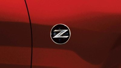 370Z Badge of honour