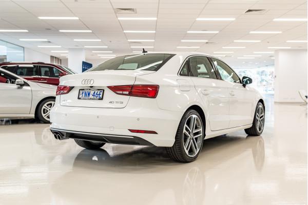 2019 MY18 Audi A3 Sedan 8V 2.0 TFSI Sport Sedan Image 5