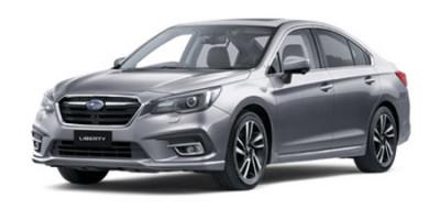 New Subaru Liberty
