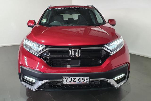 2020 Honda CR-V Suv Image 3