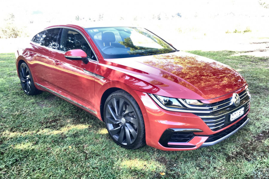 2017 MY18 Volkswagen Arteon 3H MY18 206TSI Sedan
