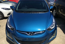 Hyundai Elantra Elite MD2