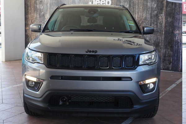 2020 Jeep Compass M6 Night Eagle Suv Image 2