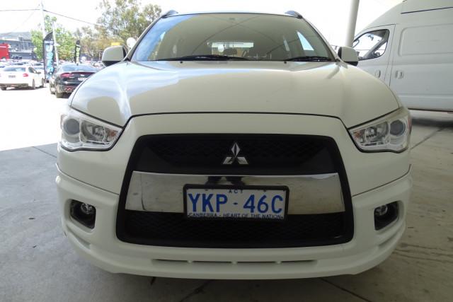 2012 Mitsubishi ASX Activ