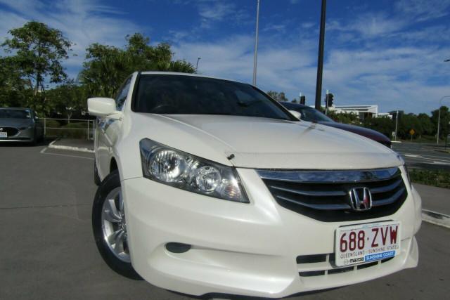 2011 Honda Accord 8th Gen VTi Sedan