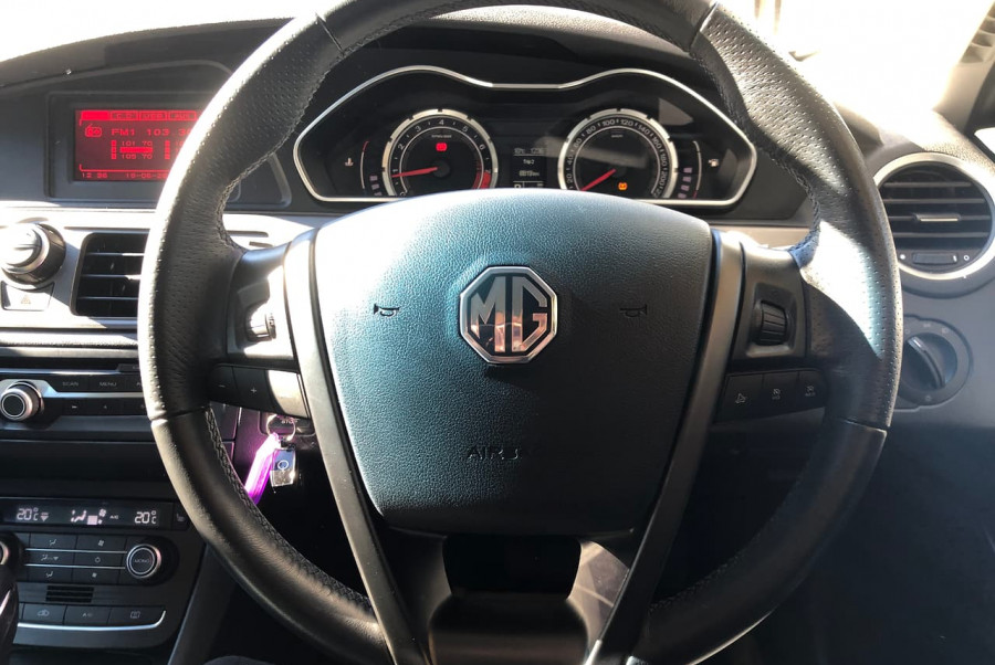 2017 MG Mg6 Plus (No Series) Core Hatchback