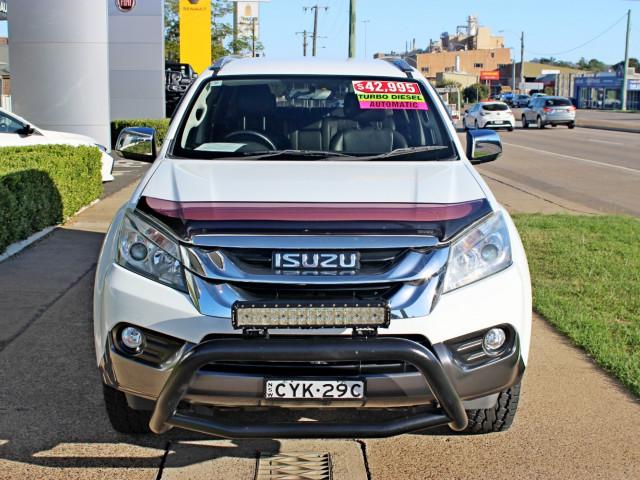 2015 Isuzu Ute MU-X LS-T Wagon