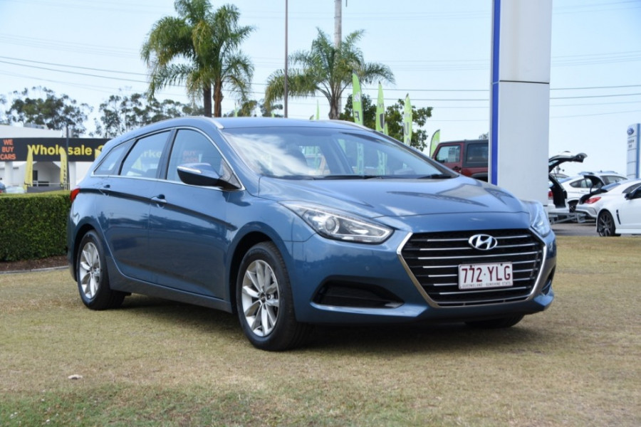 2015 Hyundai I40 VF4 Series II Active Wagon