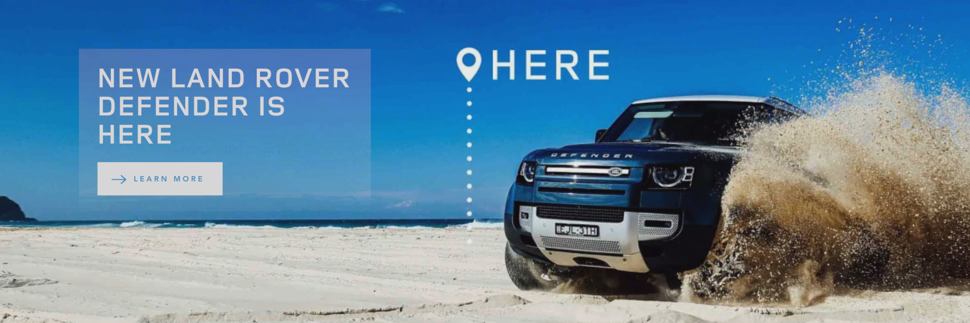 Land Rover September Offers