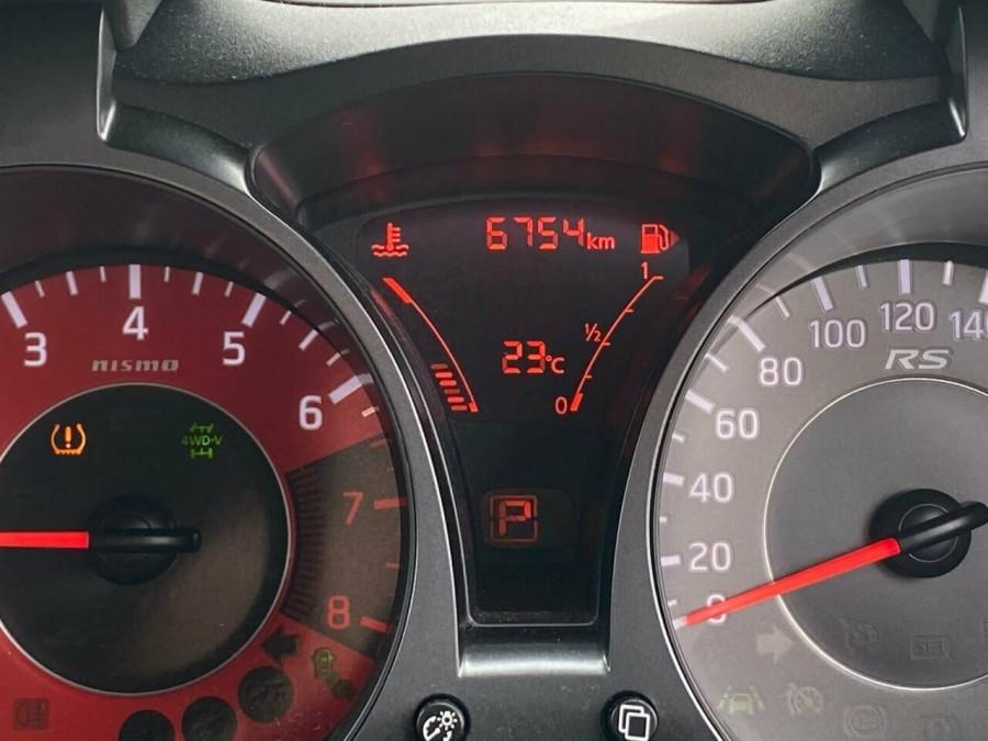 2018 Nissan Juke F15 MY18 Nismo RS (AWD) Suv Image 18