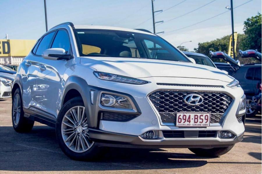2019 Hyundai Kona OS.2 MY19 Elite (FWD) Suv